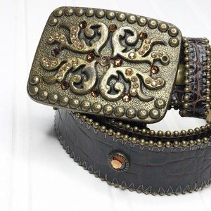 LeatherRock | 🎸 Soft Leather Boho Belt